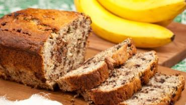 Delicious Bread: Protein Banana Bread