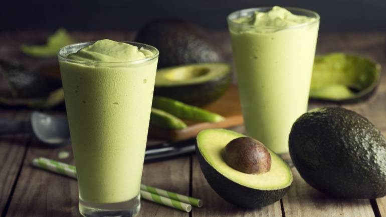 Smoothie: Delicious Avocado Smoothie