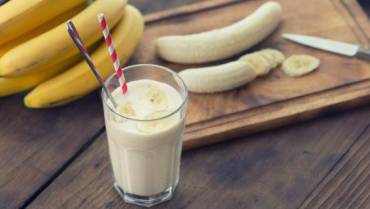 Smoothie: Banana & Peanut Butter Protein