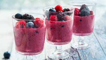 """Smoothie: Weight Loss – """"Berry Berry Stay Slim"""""""