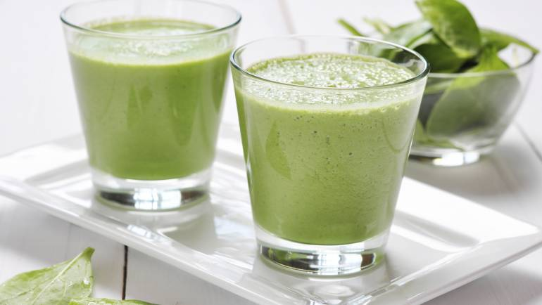 Smoothie: GREEN SMOOTHIE – Green Life