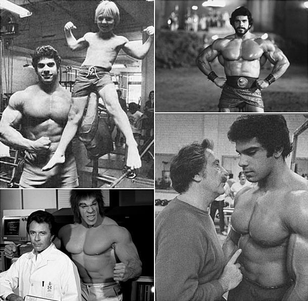 "Old School Bodybuilders Lou Ferrigno, OLD SCHOOL BODYBUILDERS: LOU FERRIGNO ""THE HULK"", BODYFIT"