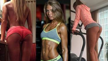 STRONG FEMALE FITNESS MOMENTS – MOTIVATION