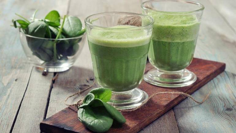Smoothie: Green Smoothie