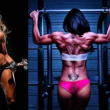 Strong & Sexy Female Fitness Motivation