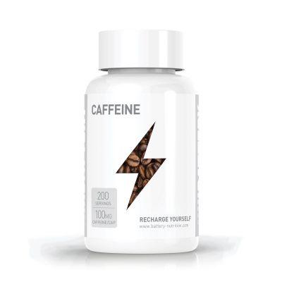 Battery Nutrition Caffeine