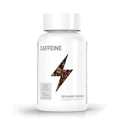 Battery Nutrition Caffeine