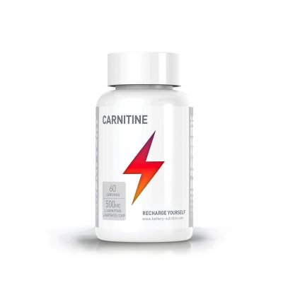 Battery Nutrition Carnitine