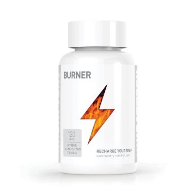 Battery Nutrition Fat Burner