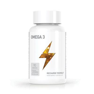 Battery Nutrition Omega 3