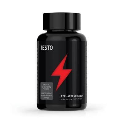 Battery Nutrition Testo