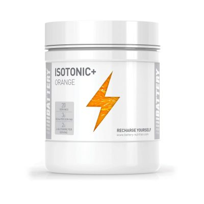 Electrolyte Drink Battery Nutrition Isotonic