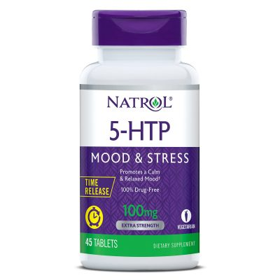 Natrol 5-HTP Time Release Supplement