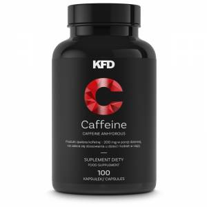 CaffeineKFD Nutrition