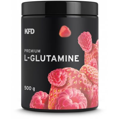 Amino Acid Glutamine KFD Nutrition