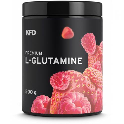 Amino Acid Glutamine KFD Nutrition
