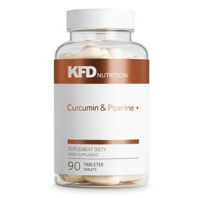Curcumin & Piperine KFD Nutrition