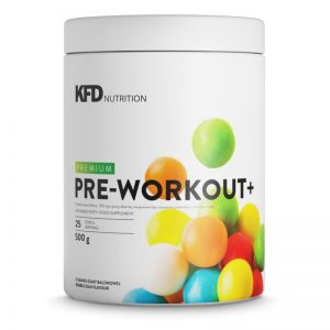 Premium Pre Workout+ KFD Nutrition