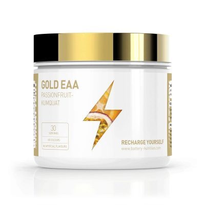 Amino Acids Battery Nutrition Gold EAA