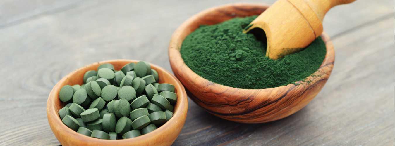 Spirulina Supplements BODYFIT