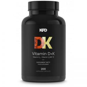 Vitamin D3+K2 KFD Nutrition
