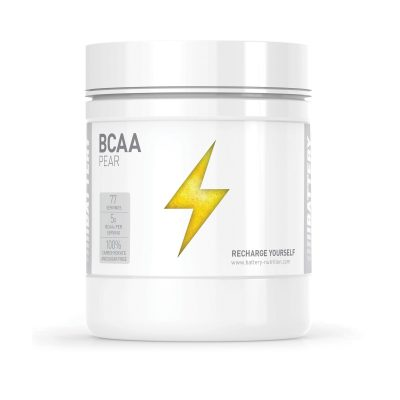 Amino Acids Battery Nutrition BCAA