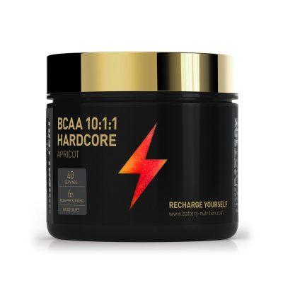 Amino Acids Hardcore BCAA Battery Nutrition