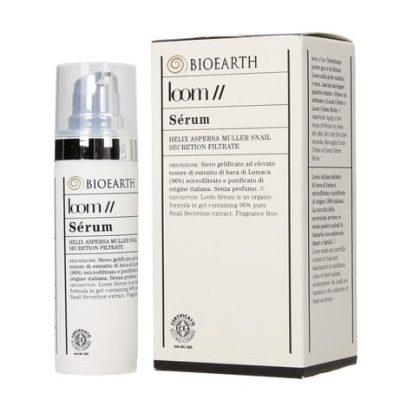 Bioearth Loom Serum Cosmetic