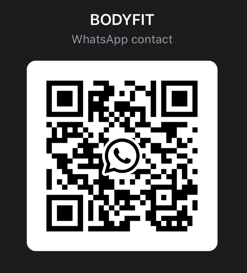 BODYFIT Shop WhatsApp Contact Form